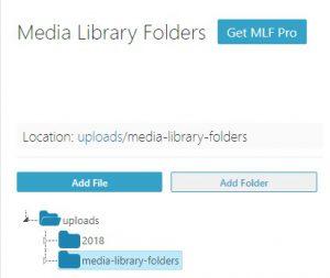 media library folders インストール 7