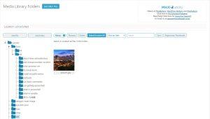 Media Library Folders 別フォルダー 画像を移動 5