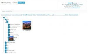 Media Library Folders 別フォルダー 画像を移動 6